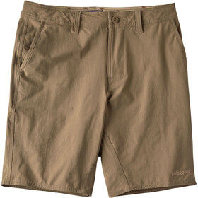 Patagonia Stretch Wavefarer Walk Shorts Herren ash tan
